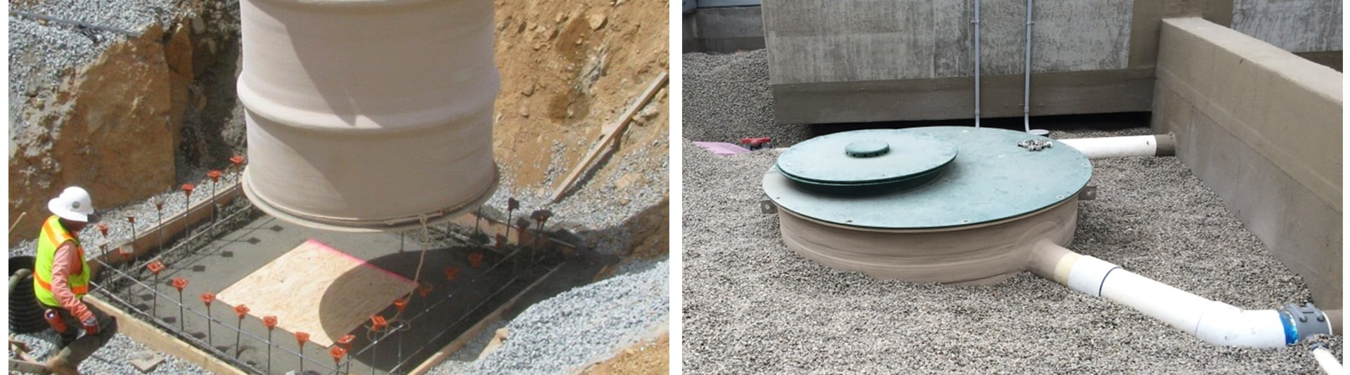 Basins/Wetwells | Orenco Composites